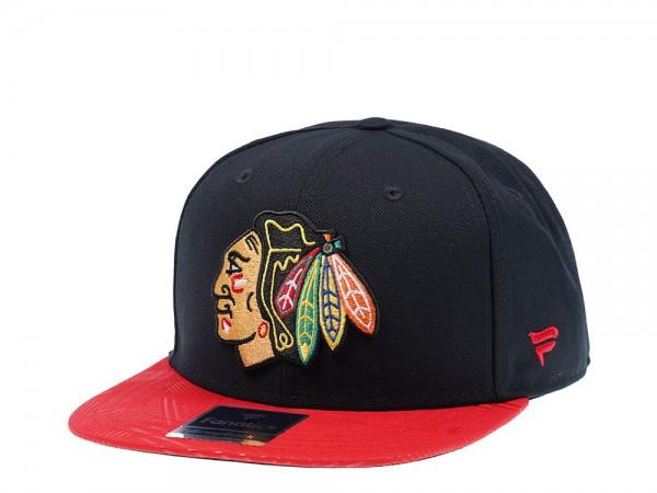 Fanatics Chicago Blackhawks Iconic Snapback Cap