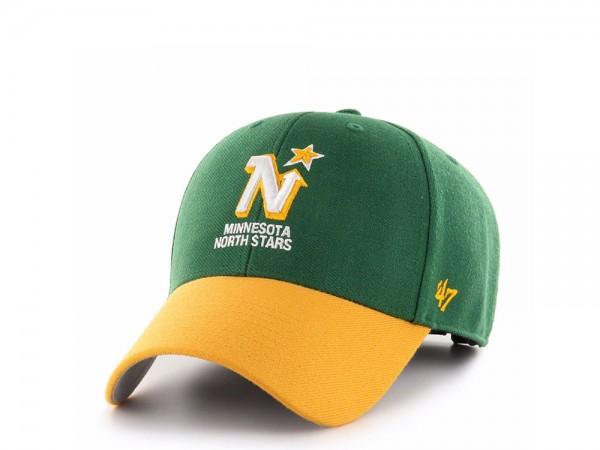 47Brand Minnesota Northstars Vintage MVP Strapback Cap