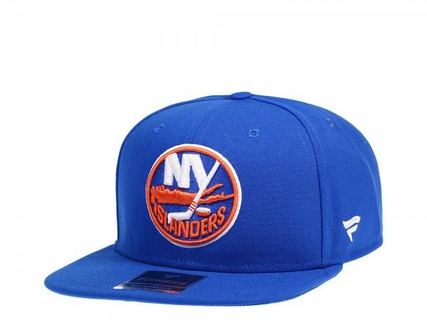 Fanatics New York Islanders Core Snapback Cap