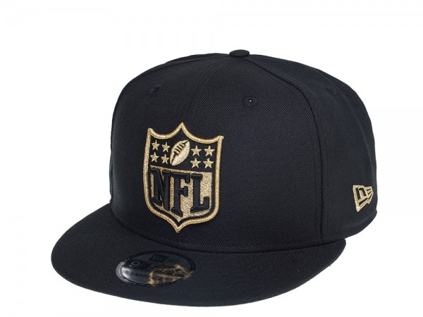 New Era NFL Shield Gold Edition 9Fifty Snapback Cap