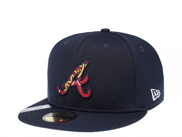 New Era Atlanta Braves Springtraining 2020 59Fifty Fitted Cap