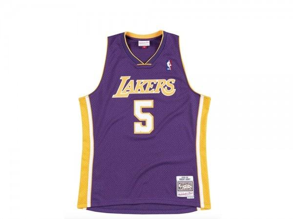 Mitchell & Ness Los Angeles Lakers - Robert Horry Swingman 2.0  1999-2000 Jersey
