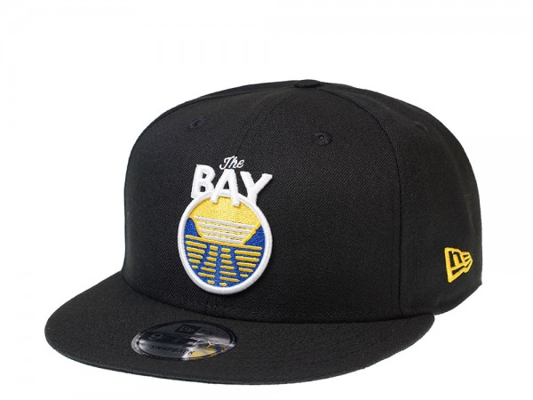 New Era Golden State Warriors Statement Edition 9Fifty Snapback Cap