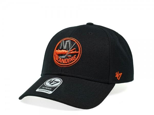 47Brand New York Islanders Color Detail MVP Snapback Cap