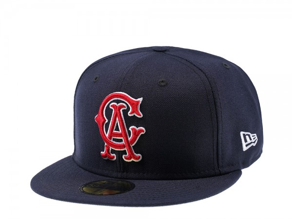 New Era California Angels Throwback Edition 59Fifty Fitted Cap