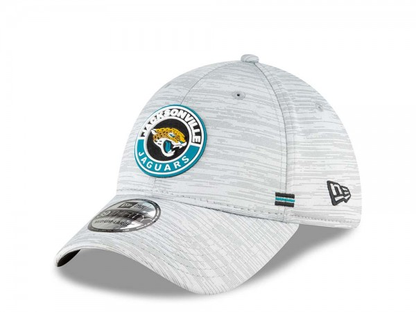 New Era Jacksonville Jaguars Fall Sideline 39Thirty Stretch Cap