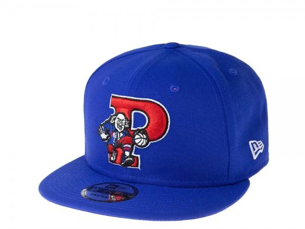 New Era Philadelphia 76ers Back Half Series 9Fifty Snapback Cap