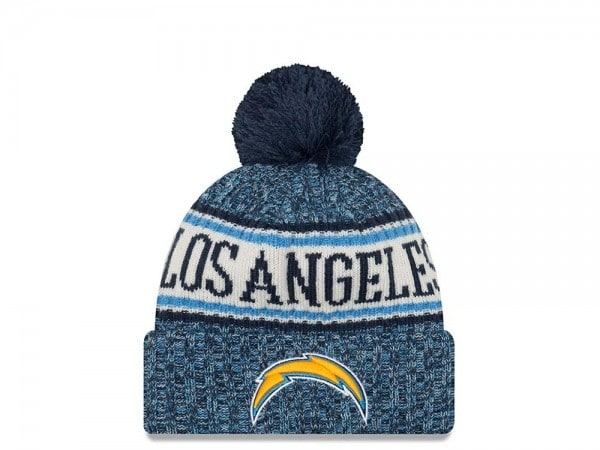 New Era Los Angeles Chargers Sideline 2018 Mütze
