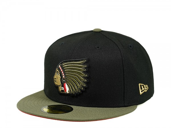 New Era Boston Braves Prime Edition 59Fifty Fitted Cap