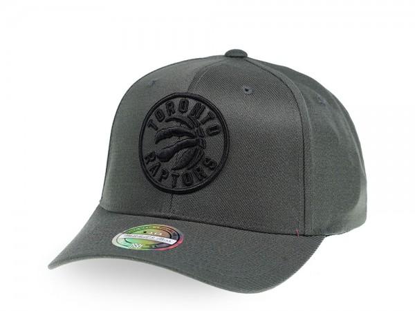Mitchell & Ness Toronto Raptors Olive 110 Flex Snapback Cap