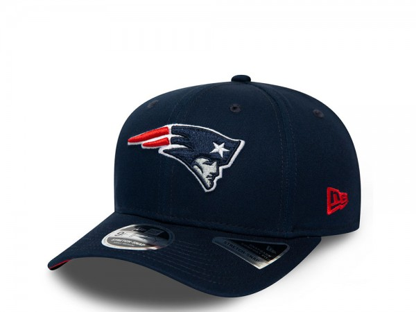New Era New England Patriots Team 9Fifty Stretch Snapback Cap