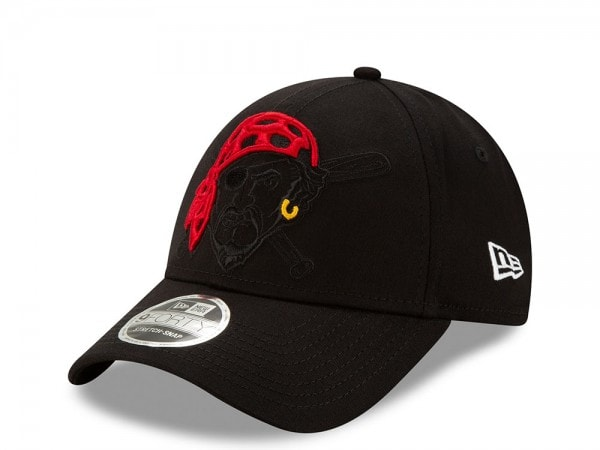 New Era Pittsburgh Pirates Elements Edition 9Forty Stretch Snapback Cap