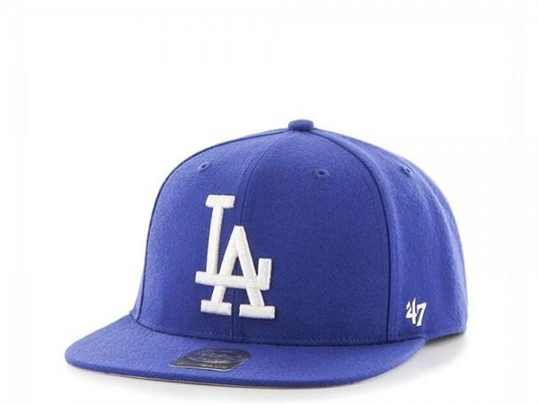 47Brand Los Angeles Dodgers Captain Snapback Cap