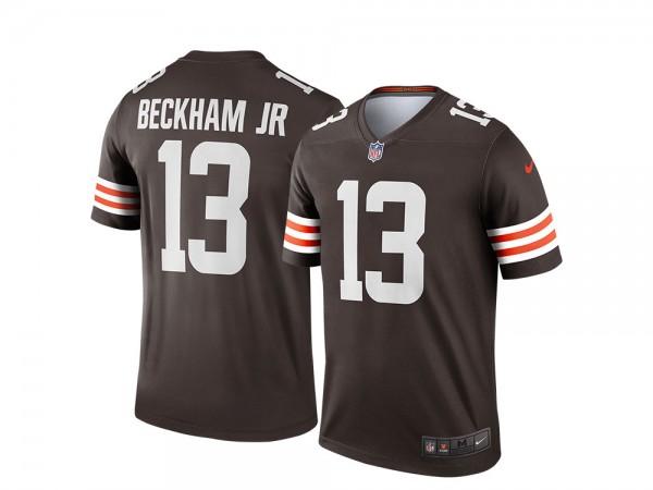 Nike Cleveland Browns Odell Beckham Jr. Home Legend NFL Jersey