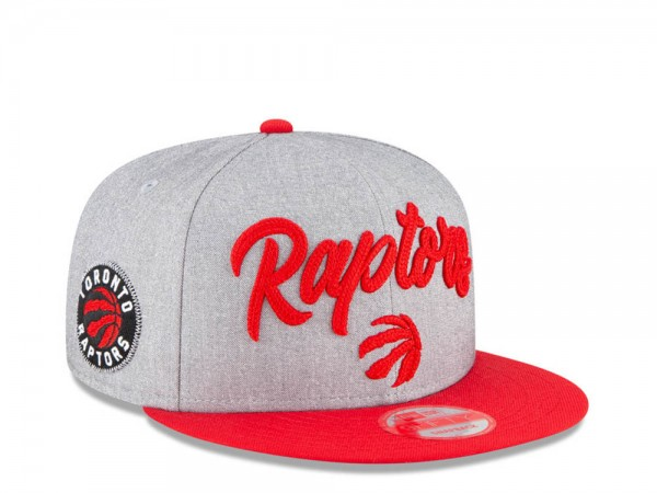 New Era Toronto Raptors NBA Draft 20 9Fifty Snapback Cap
