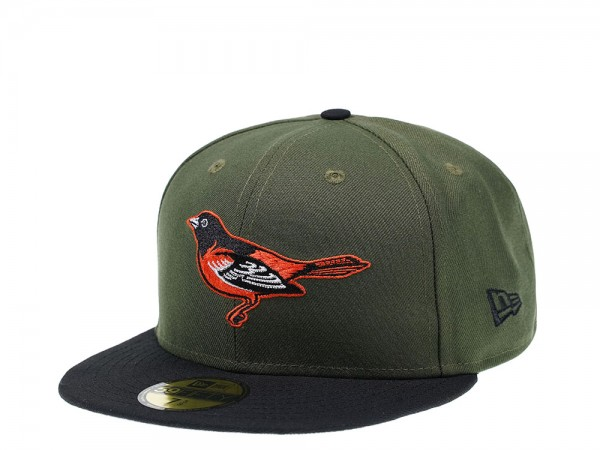 New Era Baltimore Orioles Woodgreen Edition 59Fifty Fitted Cap