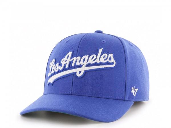 47Brand Los Angeles Dodgers Chain Link MVP DP Snapback Cap
