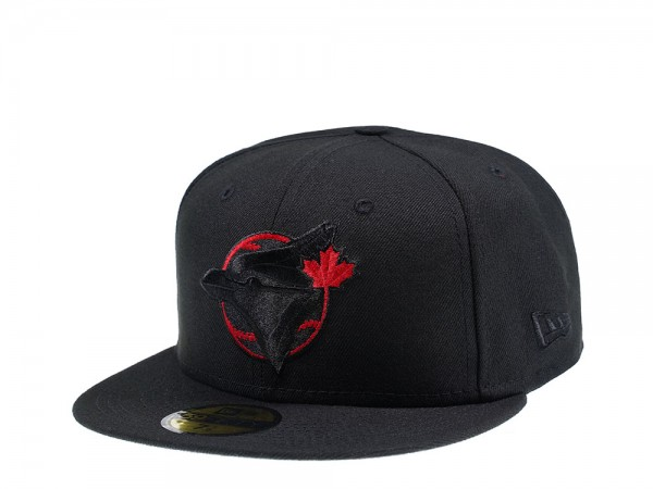 New Era Toronto Blue Jays Red World Series 93 59Fifty Fitted Cap