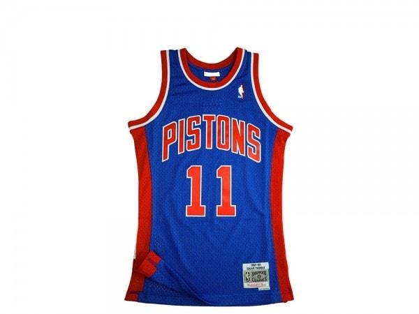 Mitchell & Ness Detroit Pistons - Isiah Thomas Swingman 1988-89 Jersey
