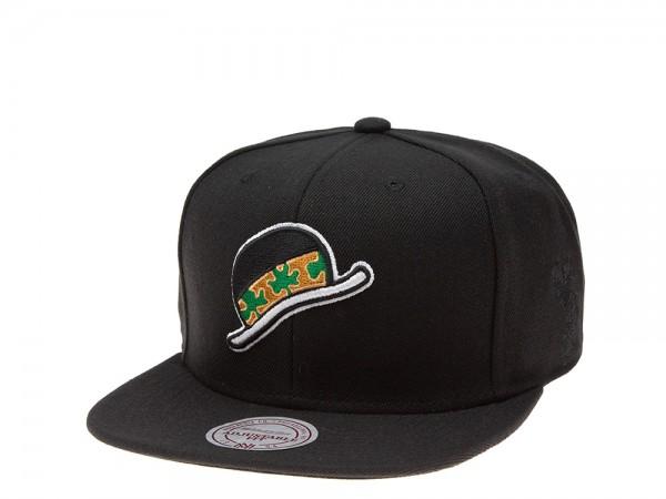 Mitchell & Ness Boston Celtics Lucky Hat Edition Snapback Cap
