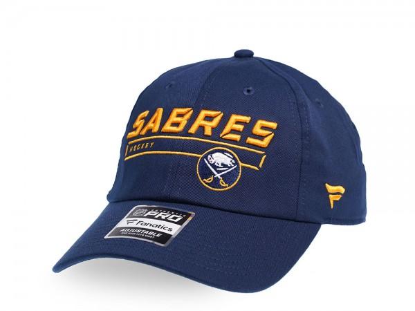 Fanatics Buffalo Sabres Authentic Pro Rinkside Adjustable Strapback Cap