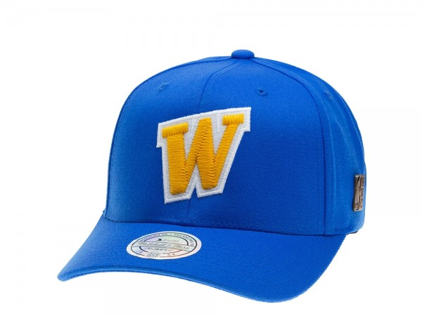 Mitchell & Ness Golden State Warriors Freshman Flexfit Snapback Cap