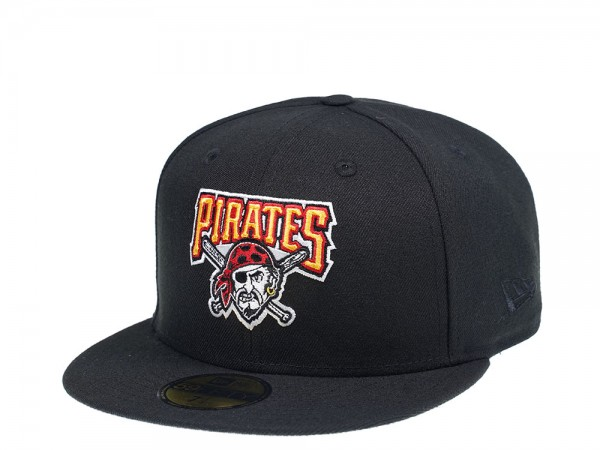 New Era Pittsburgh Pirates Heritage Edition 59Fifty Fitted Cap