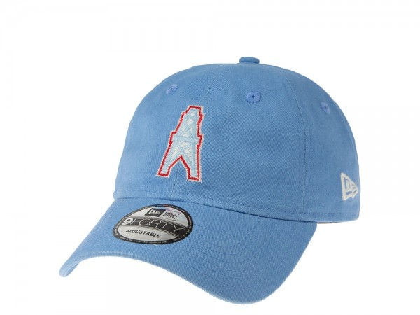 New Era 9forty Houston Oilers Dad Hat