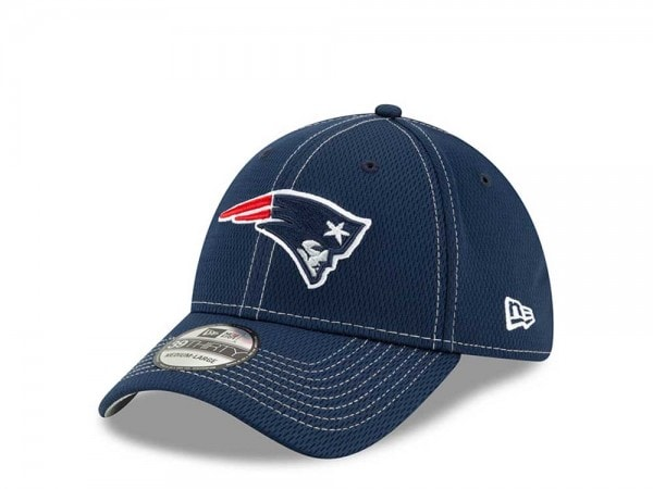 New Era New England Patriots Road 39Thirty Sideline Cap