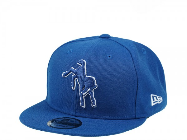 New Era Indianapolis Colts Throwback Edition 9Fifty Snapback Cap