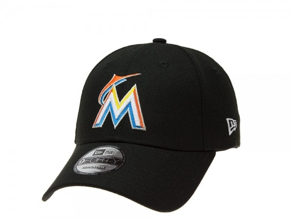 New Era 9forty Miami Marlins The League Cap