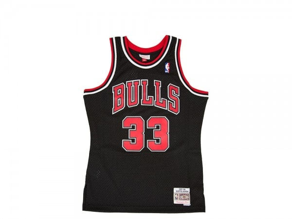 Mitchell & Ness Chicago Bulls - Scottie Pippen Swingman Jersey 2.0 1997-1998