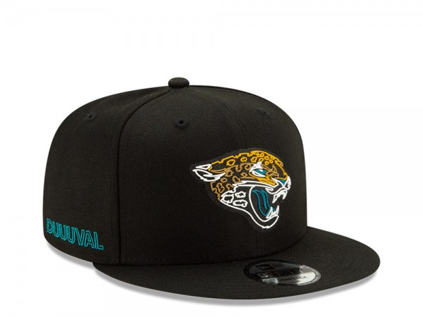 New Era Jacksonville Jaguars NFL Draft 20 9Fifty Snapback Cap