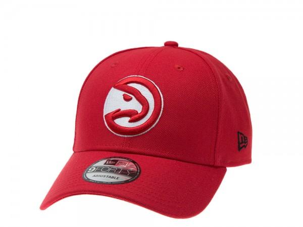 New Era 9forty Atlanta Hawks The League Cap