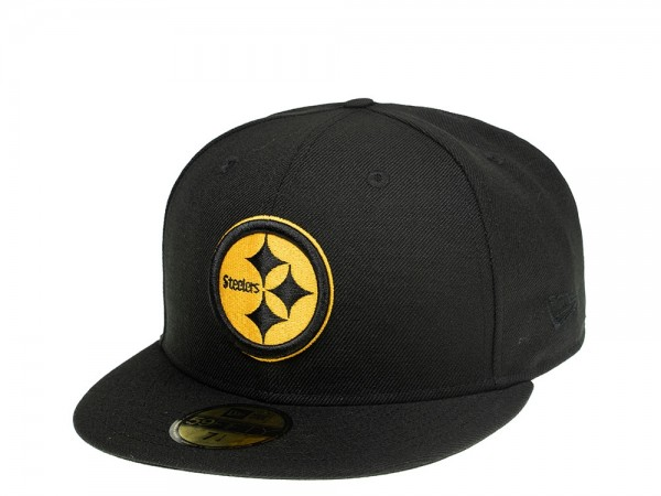 New Era Pittsburgh Steelers Prime Pop Edition 59Fifty Fitted Cap