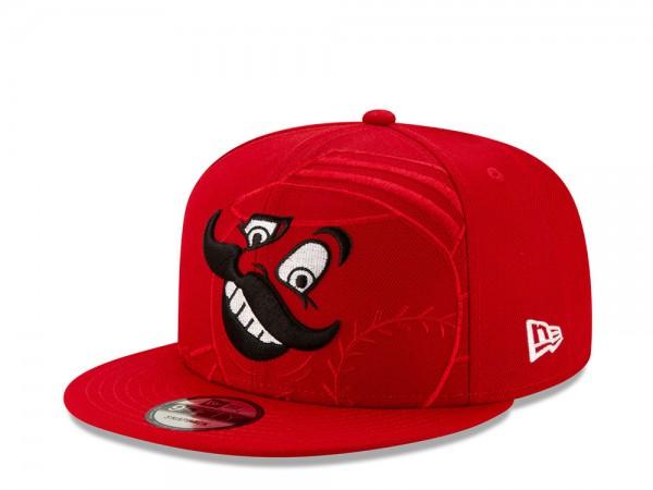 New Era Cincinnati Reds Elements Edition 9Fifty Snapback Cap