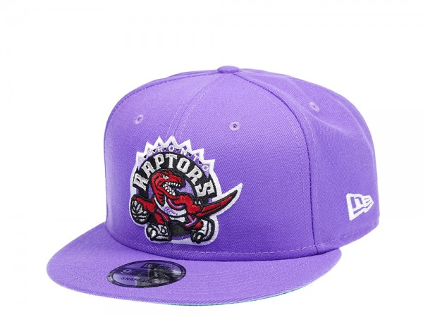 New Era Toronto Raptors Hardwood Classic Edition 9Fifty Snapback Cap