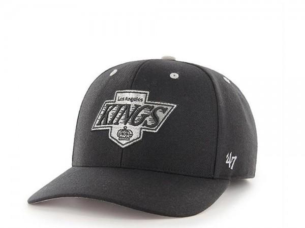 47brand Los Angeles Kings MVP DP Strapback Cap