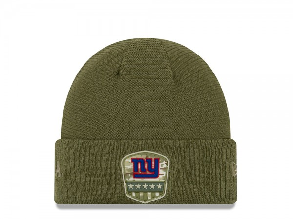 New Era New York Giants Salute to Service 2019 Mütze
