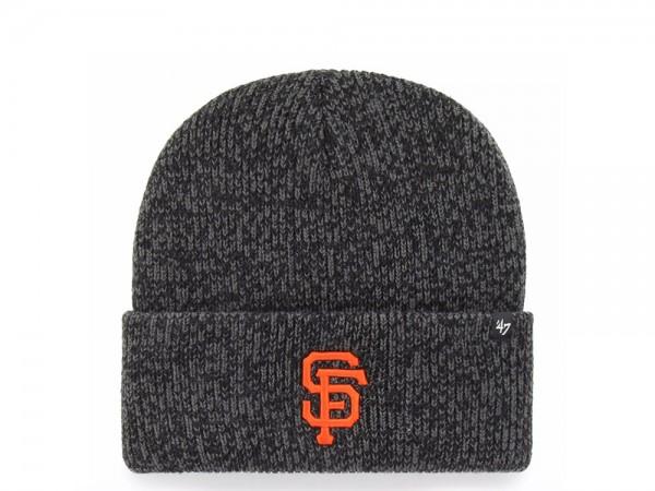 47 Brand San Francisco Giants Brain Freeze Mütze