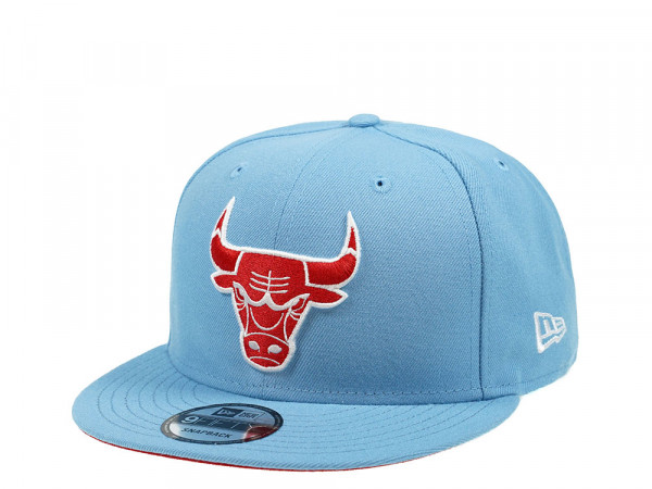 New Era Chicago Bulls City Color Edtion 9Fifty Snapback Cap