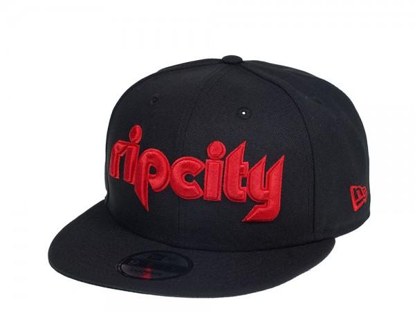 New Era Portland Trail Blazers Ripcity Edition 9Fifty Snapback Cap