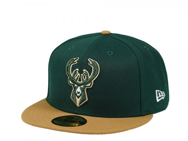 New Era Milwaukee Bucks Prime Edition 59Fifty Fitted Cap