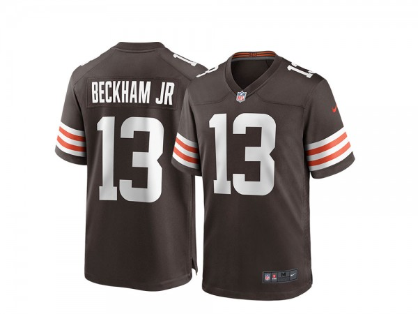 Nike Cleveland Browns Odell Beckham Jr. Home Game NFL Jersey