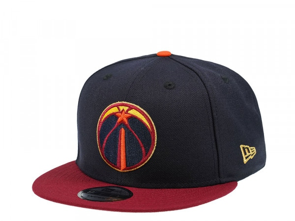 New Era Washington Wizards Prime Edition 9Fifty Snapback Cap