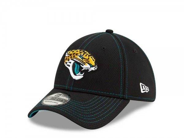 New Era Jacksonville Jaguars Road 39Thirty Sideline Cap