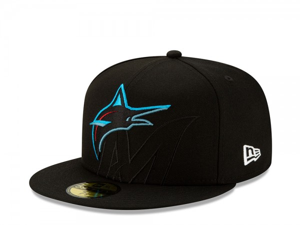 New Era Miami Marlins Elements Edition 59Fifty Fitted Cap