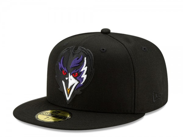 New Era Baltimore Ravens Elements 2.0 Edition Fitted 59Fifty Cap