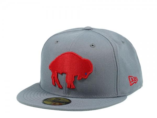 New Era Buffalo Bills Storm Gray Edition 59Fifty Fitted Cap
