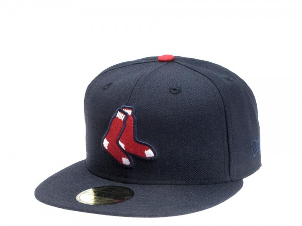 New Era Boston Red Sox Navy Edition 59Fifty Fitted Cap